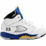 7707934263ac73 Jordan Air Jordan Retro 5 Infant Toddler Lifestyle Shoe (Wh - Shoe ...