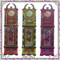 Wooden Decorative Clock Sets