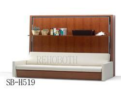 Horizontal Desk Sofa Bed