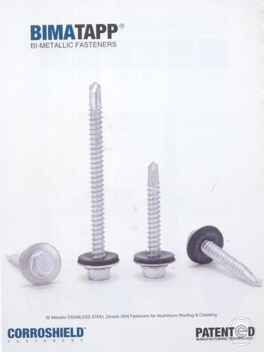 Corroshield Bi-Metallic Screw