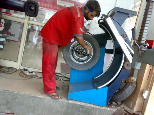 Alignment And Balancing >> 3d Wheel Alignment And Balancing In Nesapakkam K K Nagar