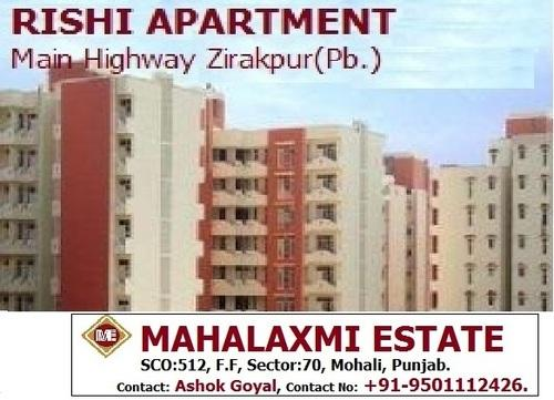 Rishi apartments zirakpur in mohali sector 70 by mahalaxmi estate rishi apartments zirakpur malvernweather Gallery