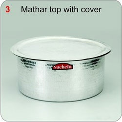 Aluminium Mathar Tope with Cover