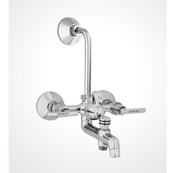 Wall Mixer 3 In 1 with L Bend - Linea
