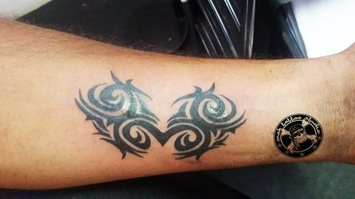 d168f1aac245e Nivedaa Fashion Planet - Service Provider of Fallen Angel Tattoo On Fore  Arm & Swallow Bird Tattoo Service from Tiruchirappalli
