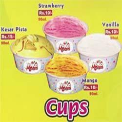 Pista Cup Ice Cream
