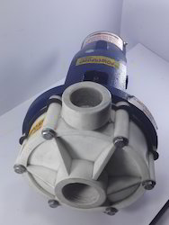 Polypropylene Pump 2 HP Bare
