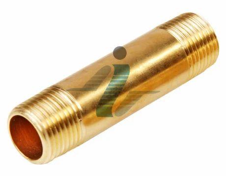 Brass Long Nipple -NPT