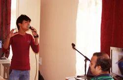 Bollywood singing