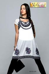 Stylish Ladies Kurti Tunic Top for Party Wear