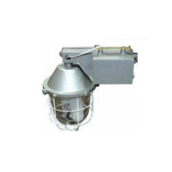 Induction Intergral Well Glass Luminaires
