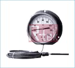Capillary Type Dial Thermometer