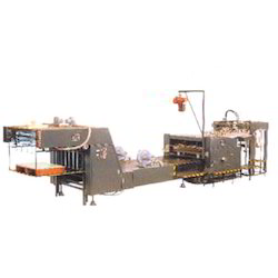 Sheet Feed Gravure Printing Machine