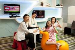 Parents and Child - Dental Health Counseling