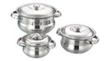 Silver Serving Dish Set