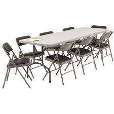 Tables & Chairs Facilities