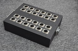 Multi Pin Connector With Stage Box