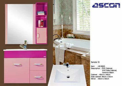 pvc vanity cabinets manufacturer from kolkata
