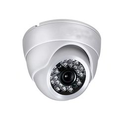Indoor IR Dome Camera, for Indoor Use