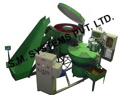 Customized Vibratory Finishing Machine