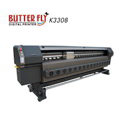 Butterfly Flex Printing Machine