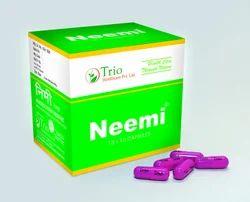Natural Blood Purifier - Neemi Capsule
