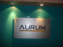 Steel Etching Name Board