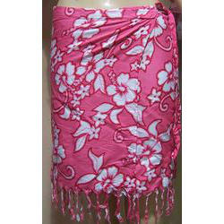 Rayon Beach Printed Half  Sarongs