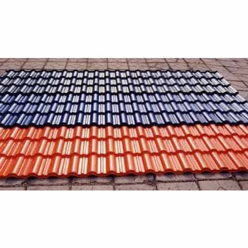 Roof Tile Pvc Roof Tile Manufacturer From Chennai