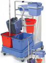 Servoclean Cleaning Trolleys