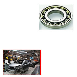 Angular Ball Bearing For Automobile Industry