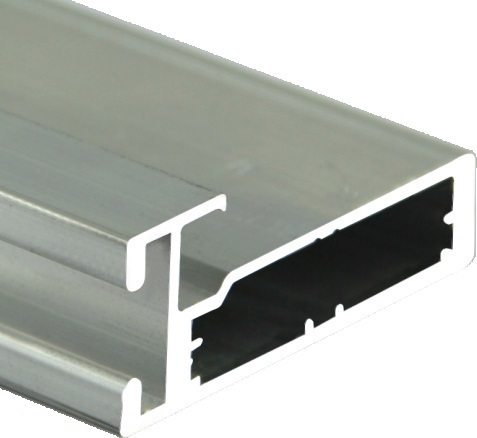 Aluminium Profile Aluminum Sliding Frame Profile Top