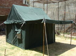 Tarpaulin Military Tents