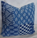 Patch Work Pillow Cushion Covers