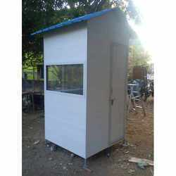 PVC Police Booth Cabin