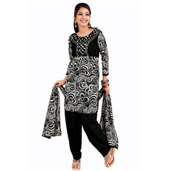 Printed Ladies Suits