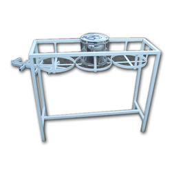 Hospital Dressing Drum Stand Table