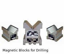 Magnetic Blocks for Drilling