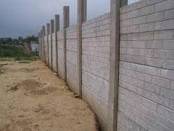 Folding Boundary Compound Wall