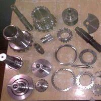 Precision Brass Automotive Parts