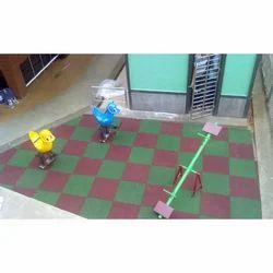 Club Rubber Flooring