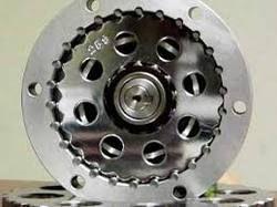 Cycloidal Gear Machining