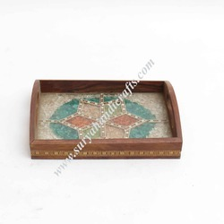Wooden Stone Box