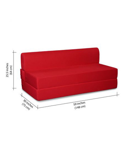 6d746a8fafb Sofa Cum Bed - View Specifications   Details of Sofa Bed by Shri ...