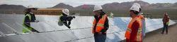 Solar Project Management Service