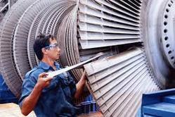 Gas & Steam Turbine Rotor Overhaul Services