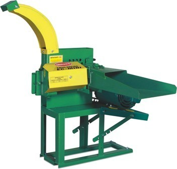 Blower Type Model Chaff Cutter