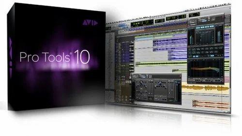 Avid pro tools 10 |.