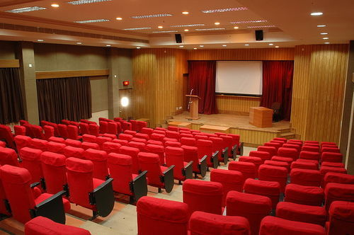 Auditorium Interior Designer