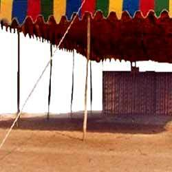 Shamiana Tent